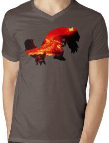 Groudon used Earthquake Mens V-Neck T-Shirt
