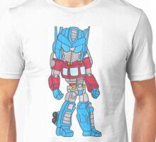 Chibi Optimus Prime Unisex T-Shirt