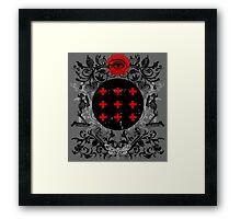 Occult theme #2 Framed Print