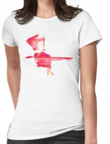 Latias used Mist Ball Womens Fitted T-Shirt