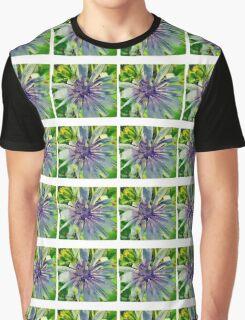 Chicory Flower Graphic T-Shirt