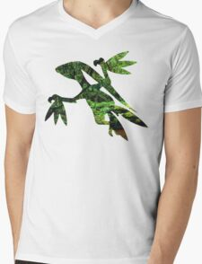 Grovyle used Leaf Blade Mens V-Neck T-Shirt