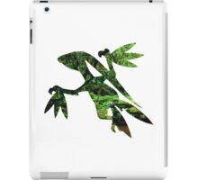 Grovyle used Leaf Blade iPad Case/Skin