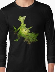 Sceptile used Leaf Storm Long Sleeve T-Shirt