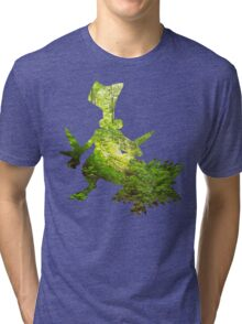 Sceptile used Leaf Storm Tri-blend T-Shirt