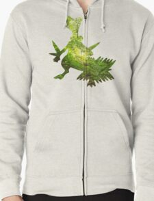 Sceptile used Leaf Storm Zipped Hoodie
