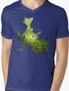 Sceptile used Leaf Storm Mens V-Neck T-Shirt