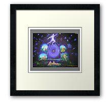Cosmic Evolution Framed Print