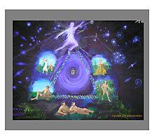 Cosmic Evolution Photographic Print