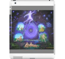 Cosmic Evolution iPad Case/Skin
