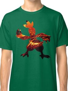 Combusken used Fire Spin Classic T-Shirt