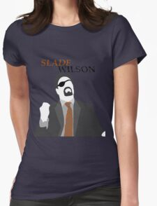 Slade Wilson Womens Fitted T-Shirt