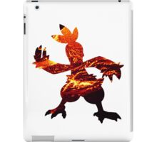 Combusken used Fire Spin iPad Case/Skin