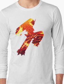 Blaziken used Blaze Kick Long Sleeve T-Shirt