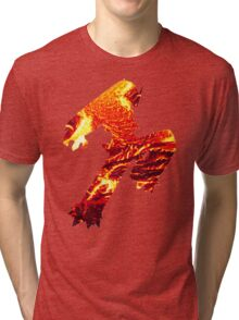 Blaziken used Blaze Kick Tri-blend T-Shirt