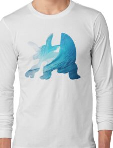 Swampert used Muddy Water Long Sleeve T-Shirt