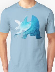 Swampert used Muddy Water T-Shirt