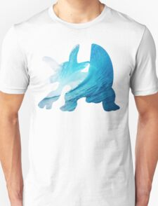 Swampert used Muddy Water Unisex T-Shirt