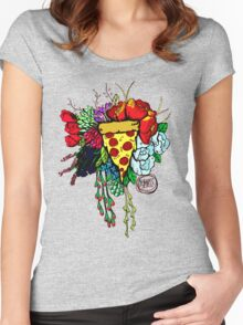 Bouquet fit for me. Women's Fitted Scoop T-Shirt