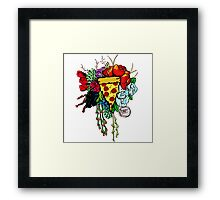 Bouquet fit for me. Framed Print