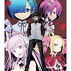 Re:Zero kara Hajimeru Isekai Seikatsu - Natsuki Subaru by anime404