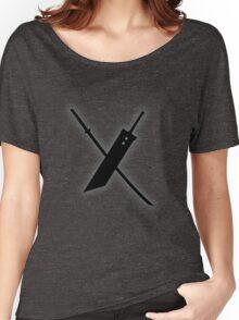 Buster Sword & Masamune FF7 Women's Relaxed Fit T-Shirt