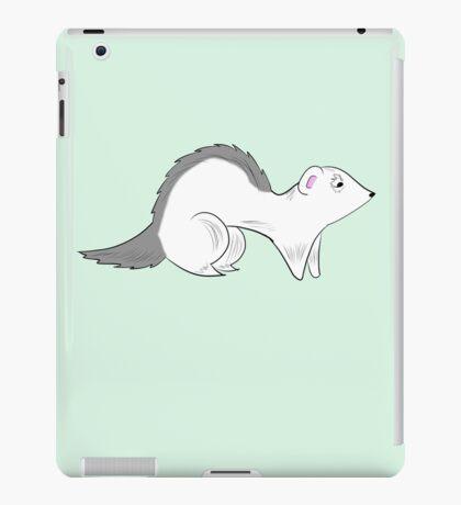 Happy Ferret iPad Case/Skin