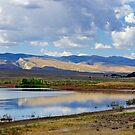 Lake Ray Afternoon by Harry Oldmeadow