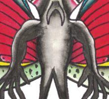 Thee MOTHMAN Sticker