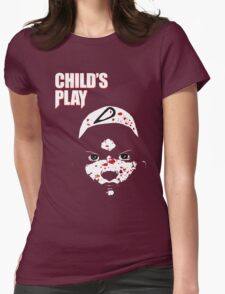 Childs Play Womens Fitted T-Shirt