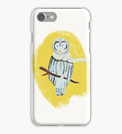 Give a Hoot iPhone Case/Skin