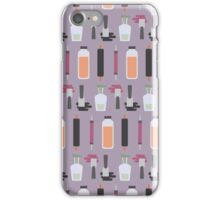 Lithography Tools Pattern iPhone Case/Skin