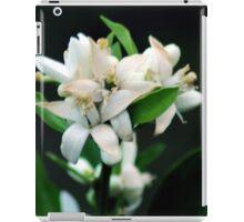 Lemon Blossoms iPad Case/Skin