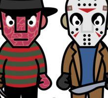 Horror Movie -  Serial Killers - Cloud Nine Sticker
