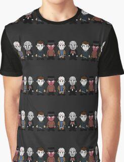 Horror Movie -  Serial Killers - Cloud Nine Graphic T-Shirt