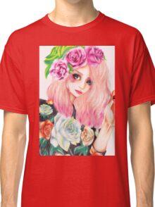 .floral. Classic T-Shirt