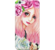 .floral. iPhone Case/Skin