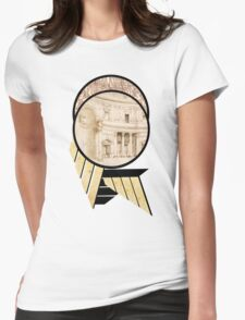 Renaissance thingy Womens Fitted T-Shirt