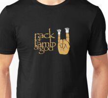 Rack Of Lamb Of God Unisex T-Shirt