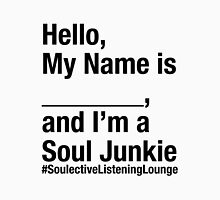 SOULective Listening Lounge Tee - 009 Black Type Unisex T-Shirt
