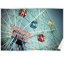 Wondrous Wheel Poster
