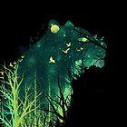 Space Tiger by Dan Elijah Fajardo