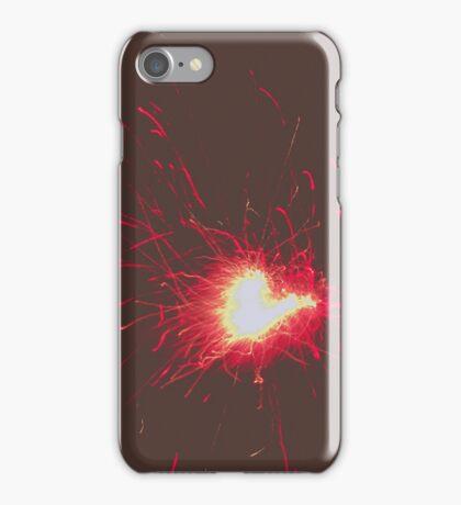 Exploding Heart iPhone Case/Skin