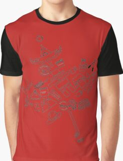 Canada Day Clothing and Apparel Graphic T-Shirt