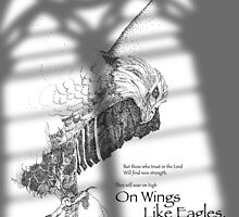 On Wings Like Eagles by LWStudios
