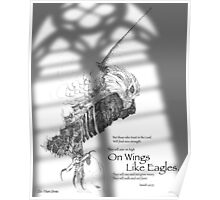 On Wings Like Eagles Poster