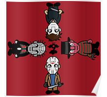 Horror Movie - Serial Killers Part 2 - Cloud Nine Poster