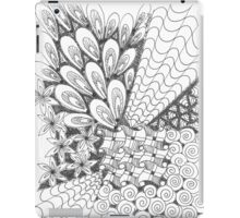 Zen Burst iPad Case/Skin
