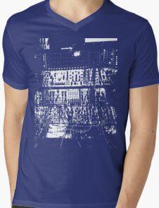 modular synthesizer T Mens V-Neck T-Shirt