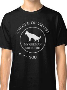 Funny German Shepherd Dog Classic T-Shirt